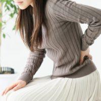 椅子から立ち上がる時に腰が痛む原因