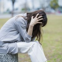 ストレスを抱えやすい人は腰痛のリスクが上がる!!